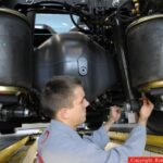 فنر نیوماتیک / سیلندر با جداره های انعطاف پذیر / ایراسپرینگ AirSpring