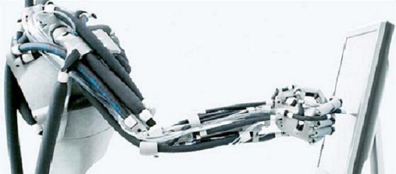 ماهیچه های مصنوعی نیوماتیکی Pneumatic Artificial Muscle (PAM)s