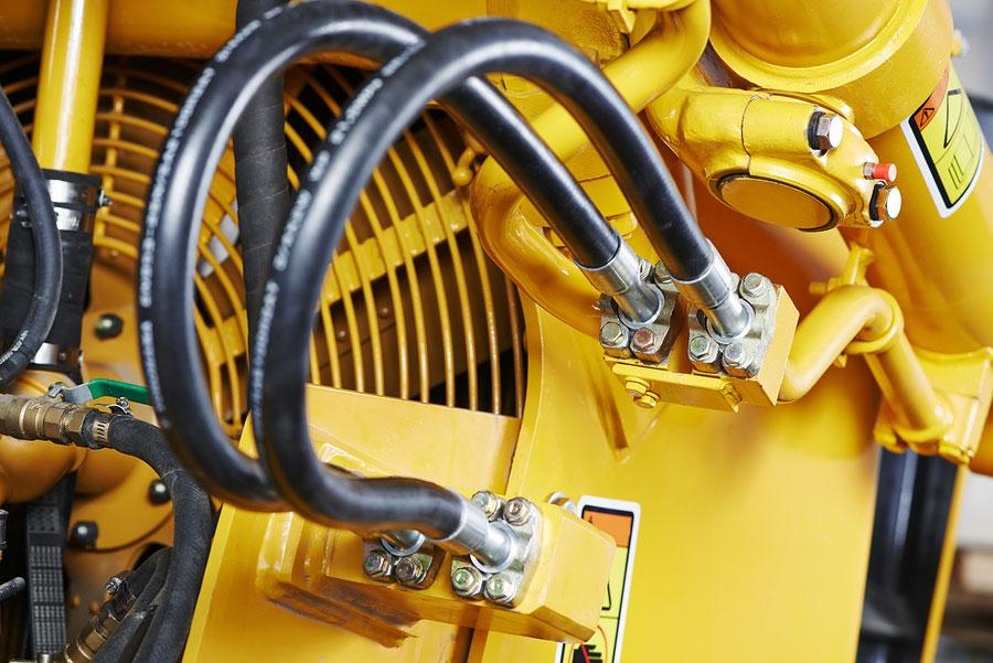 6 راه تعمیر شیلنگ های یک سیستم هیدرولیکی