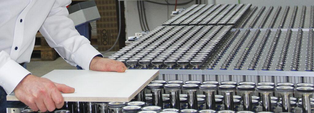 کاهش زمان راه اندازی با استفاده از سیلندر های پنوماتیک و کنترل الکتریکی